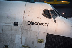 Pit (Stray Toaster) Tags: washington dc usa dulles smithsonian udvar hazey museum aerospace discovery shuttle space