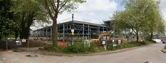 15/05/18 (Dave.Kirwin) Tags: car eastleigh ford hampshire hendy villeneuvestgeorgesway building constructionwork development