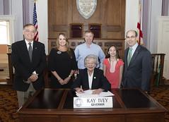 Bill Signings   175