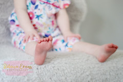 Tiny toes ({rebecca.evans}) Tags: eden mine toddler child mom momswithcameras feet tiny cute pastel soft florabella 50mm nikon