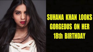 Suhana Khan 18th Birthday Bash | Gorgeous Picture Shared By Mom Gauri | Bollywood Star Kids
