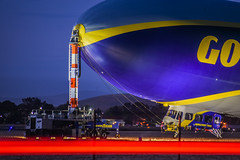 mobile dock (pbo31) Tags: livermore california nikon d810 color eastbay alamedacounty airport aviation may 2018 boury pbo31 goodyear blimp airship n2a wingfoot2 lightstream traffic motion blue