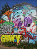 Oker / Ofske (Alex Ellison) Tags: oker gsd ofske lwi 406 rl eastlondon urban graffiti graff boobs