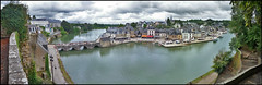 Bretagne - Morbihan - Port Saint-Goustan (denisbrumaud) Tags: bretagne morbihan portsaintgoustan port saintgoustan panorama panoramique denisbrumaud