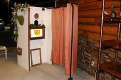 boho-rustic-vintage-wedding-booth-photo-rental (TheLookingGlassPhotoBooths) Tags: bohemian boho wedding photobooth
