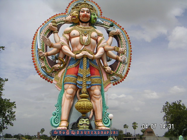 Panchmukhi Hanumat Kavach