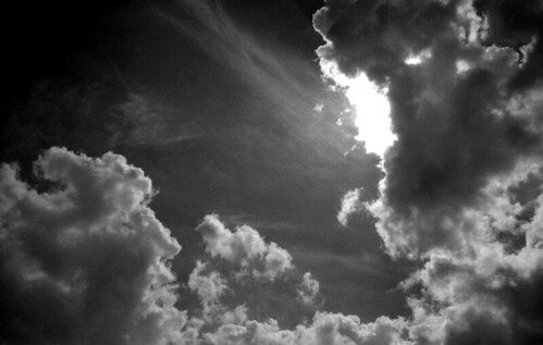 Black And White Images Sky