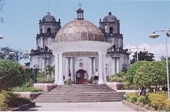 The Penafrancia Cathedral in Naga City