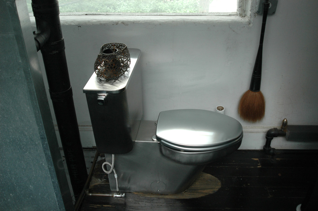 Ling Loft, the $2,500 toilet