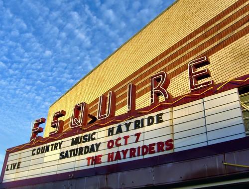 country music hayride