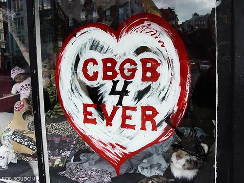 CBGB 4 EVER