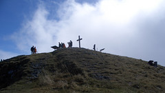 The top of Untersberg