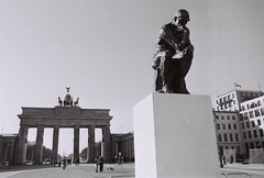 Brandenburger Tor - by abbilder