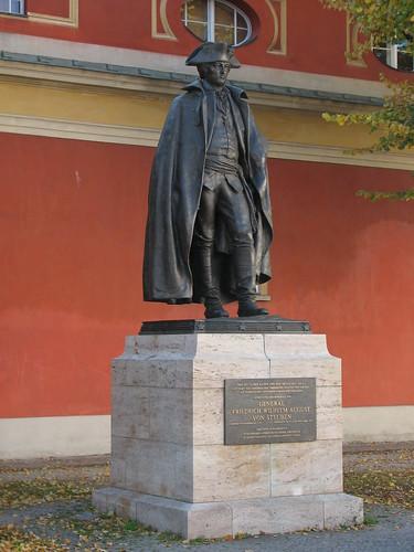 Steuben-Denkmal