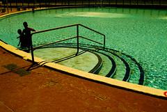 sunday (ambientlight) Tags: summer urban hot pool swimming swim searchthebest ambientlight quality sunday australia victoria explore heat figures geelong definingmoments ambientlightgroup markjamesgaylard