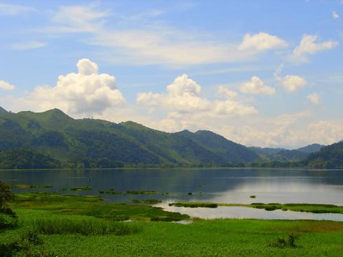 Impresionante Lago Natural
