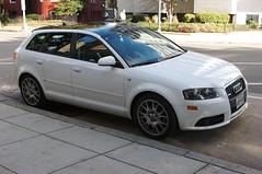 Audi A3 3.2 S-Line DSG Ibis White (mrhythm) Tags: white ibis a3 audi 32 sline dsg