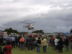 Fire / Police Helicopter (Scott Hamilton) Tags: fire portmacquarie firefighterchampionships