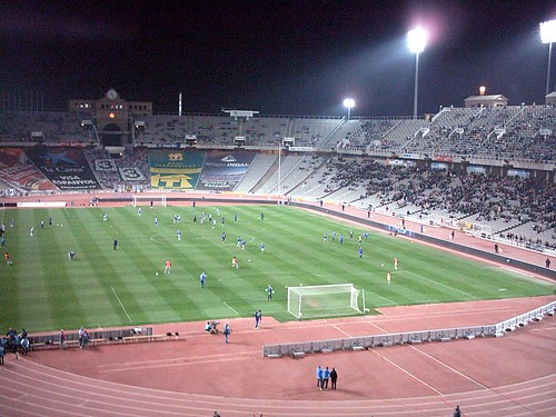 Monasteria in Barcelona (UEFA-Cup 2005/06)