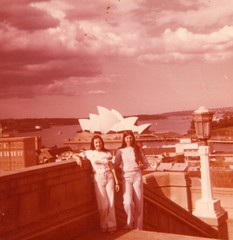Janice and Denyse 1976 (denyse1) Tags: junction maroubra