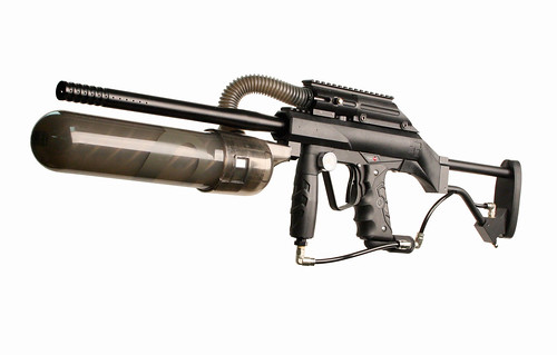 how to clean ion paintball gun