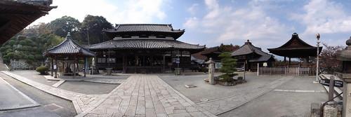 三井寺(園城寺)観音堂 - Kanondo in Miidera(Onjoji temple)