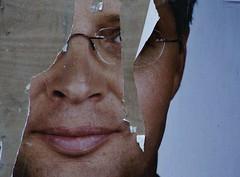 Politicians keep us together (Harry Mijland) Tags: holland dutch election utrecht politics nederland billboard nl alpha cda a100 verkiezingen balkenende politiek dearharry harrymijland