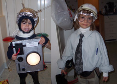 Robot and Inventor (by Matthew 2.0)