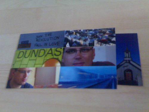 My MOO MiniCards