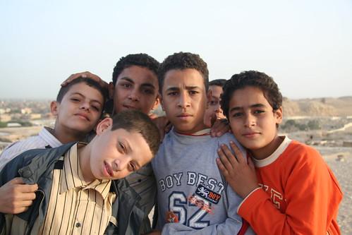 Giza Boys