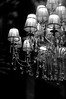 """""""Come and have  a ball!"""" (rigidius) Tags: lights beads nikond70 85mm chandelier nikkor f18d nikonstunninggallery black38white"""