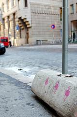 D2X_5578 Stop Töhryille (stickerHelsinki) Tags: city urban streetart canada finland graffiti geese helsinki stencil goose brantacanadensis yrjönkatu stoptöhryille kanadanhanhi