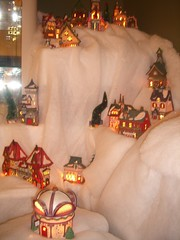 Snow Village 033 (Momma Gadz) Tags: dept56 northpole snowvillage