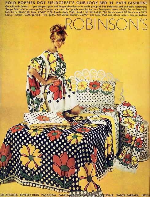 Robinson's ad, 1969