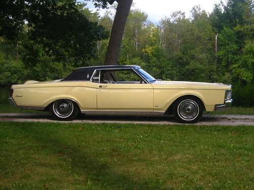blondie my 1969 lincoln mark III
