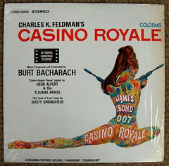 Casino Royale Soundtrack (bradleyloos) Tags: album vinyl culture retro albums collections fotos lp record wax popculture casinoroyale albumart vinyls recording 007 recordalbums albumcovers jamesbond recordcover rekkids mymusic vintagevinyl musicroom vinylrecord musiccollection vinylrecords albumcoverart vinyljunkie vintagerecords recordroom lpcovers vinylcollection recordlabels myrecordcollection recordcollections lpdesign vintagemusic lprecords collectingvinylrecords lpcoverart bradleyloos bradloos musicalbums oldrecordalbums collectingrecords ilionny oldlpcovers oldrecordcovers albumcoverscans vinylcollecting therecordroom greatalbumcovers collectingvinyl recordalbumart recordalbumcollectors analoguemusic 333playsmusic collectingvinyllps collectionsetc albumreleasedate coverartgallery lpcoverdesign recordalbumsleeves vinylcollector vinylcollections musicvinylscovers musicalbumartwork albumcoverpictures vinyldiscscovers raremusicvinylalbums vinylcollectinghobby galleryofrecordalbumcoverart