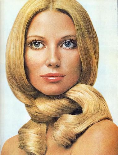 Clairol ad, 1969 by Gatochy