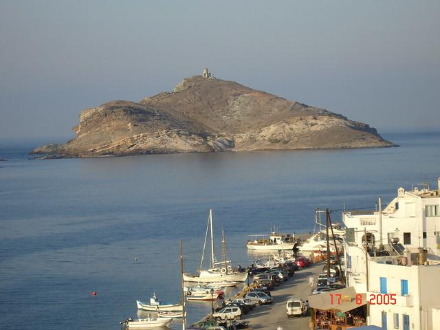 Panormos Tinos Greece