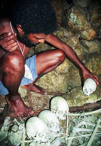 Canibal Skeletons, Vanuatu