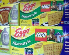 Eggo Packaging Problem