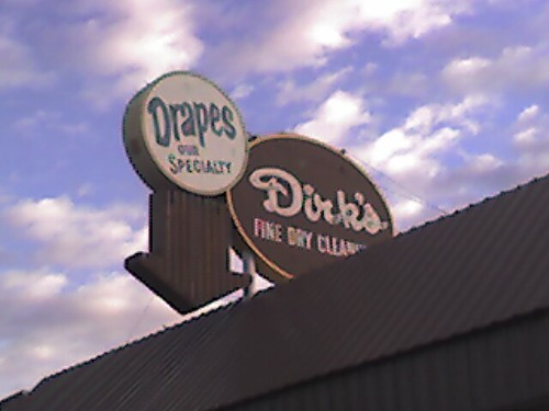 Dirk's Dry Cleaning