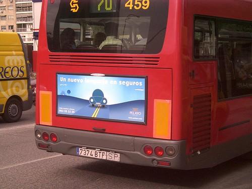 Autobus de Aucorsa