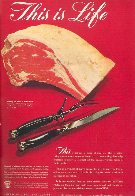 American Meat Institute ad