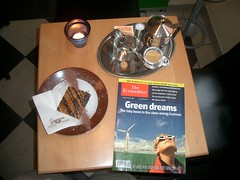 Economist and Tea by elmada, on Flickr