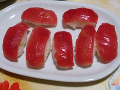 Nigiri di tonno rosso (Consy) Tags: sushi rosso cucina tonno ricette hosomaki nighiri