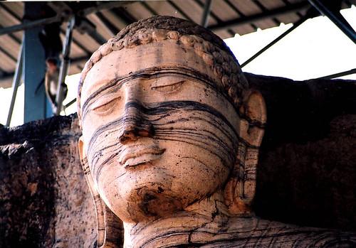 Gal Viharaya - Polonnaruwa - Sri Lanka