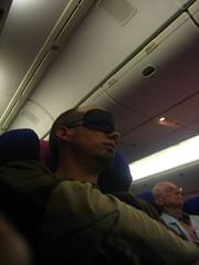 Paul sleeps