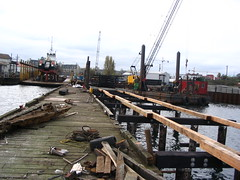 Point Hope Maritime (Point Hope Maritime) Tags: vessel maritime shipyard drydock cradle weighs boatrepair shiprepair marinerailway