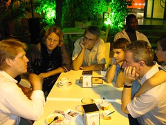 "conversation at il gelato • <a style=""font-size:0.8em;"" href=""http://www.flickr.com/photos/70272381@N00/303997925/"" target=""_blank"">View on Flickr</a>"