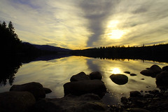 Franklin Falls Pond (King'76) Tags: thanksgiving sunset 15fav usa lake ny reflection topf25 water topv111 1025fav 510fav wow landscape ilovenature 350d pond topv555 topv333 fv5 topv777 eos350d topi lakeplacid topvaa king76 interestingness146 i500 sigma1770 abigfave sigma1770mmf2845dcmacro